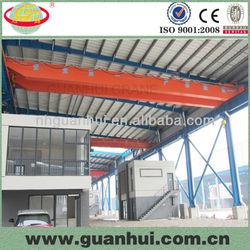 best china hot sale heavy duty double girder 50 ton overhead crane