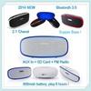 New 2014 super bass bluetooth mp3 speaker wireless water dancing speaker bluetooth
