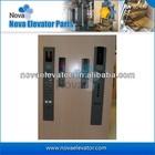 Aluminum / Plastic Elevators Components , Barrier-Free Elevator COP / LOP