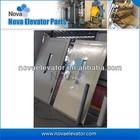 Aluminum Powder Coated Elevator Manual Door for Elevators and Lifts
