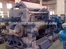 22 inches rubber two roll open mill mixer/ rubber compound mill/ mixing mill
