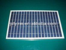 15W POLY Best price per watt solar panels