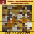 Ce505a baratos não- deslizamento banheiro mosaico cerâmico piso de azulejo