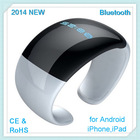 2014 HOT SELL watch with bluetooth mobile phone watch bluetooth earphones
