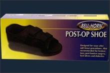 Bell-Horn Post-Op Shoe Womens Small