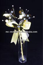 ribbon magic wand flower fairy stick wedding party decoration