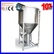 vertical 100kgs PVC powder batch mixer machine factory providers