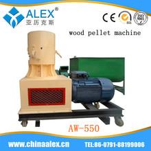 competive abd high quality chicken feed pellet machine line wood shaving pellet press machine hot in Jordan