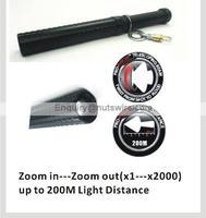 Heavy Duty LED Baseball Self Defense Torch light bat