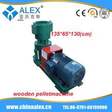 made in China pellet mill press machine bio fuel pellet machine from Alex AW-400