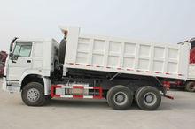 Precio más bajo!!! 6x4 howo volcado de camiones para la venta, similar al usado isuzu camión de volteo