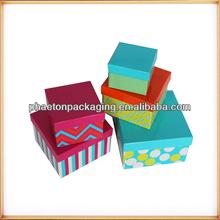 Fashion paper jewelry gift box,paper box gift box packaging box,small decorative jewelry gift boxes