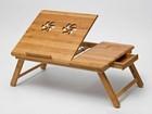 Kawachi Wooden Foldable Laptop Table