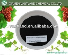 Fulvic acid/china manufacturer/organic fertilizer/High quality