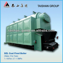 Coal fired steam boiler exported to Southeast Asia