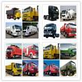 Precio más bajo!!! 6x4 howo volcado de camiones para la venta, similar a precio de camiones hino