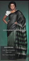 indian models in silk sarees