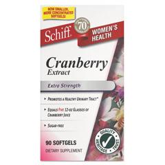 Schiff Cranberry Extract Softgel...