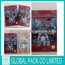 WTF 5g Aluminum Foil Potpourri Bags/WTF Potpourri Packaging