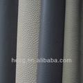 sintético de cuero de tapicería de cuero
