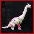جميلة قماش فخمة لعب ديناصور لعبة الديكور