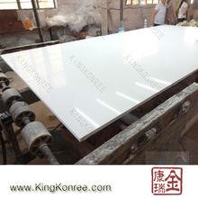 bianco perla quarzo pietra piastrella del pavimento da fabbrica di foshan