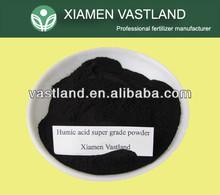Humic acid based fertilizer