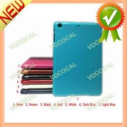 Three Folds Style Book Flip PU Leather Case for iPad Mini 2 iPad Mini 1