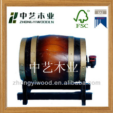 Super quality used wooden wine barrel, used wine barrel
