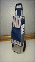 fashion convenient climb stairs folding elderly shopping cart