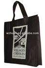 Eco Friendly Black Non Woven Bag