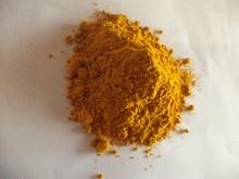 Golden Turmerice powder in India