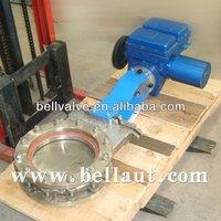 Sludge outlet gate valve spindle DN150
