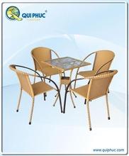 Imitation Rattan chair / wicker chairs / Garden chairs - QP-1515