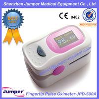 pulse oximeter principle with CE and FDA