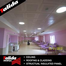Antibacterial Aluminum Ceiling for Interior Decor, Aluminum antibacterial Ceiling for hospital