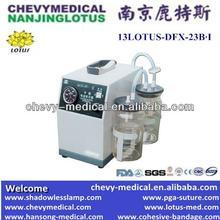 DFX-23B.I vacuum nasal aspirato phlegm aspirators
