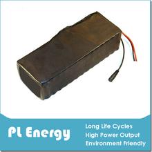 high power deep cycle e-scooter 36v 30ah battery lifepo4