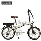 MOTORLIFE/OEM EN15194 best selling 36v 250w 20 inch katlanir elektrikli bisiklet