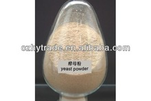 Animal feed yeast power 55% for fish