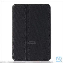 2014 New Product Flip Leather Case for iPad Mini Retina P-IPDMINIiiCASE042