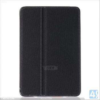 2014 New Product Flip Leather Case for iPad Mini Retina P-IPDMINIiiCASE042