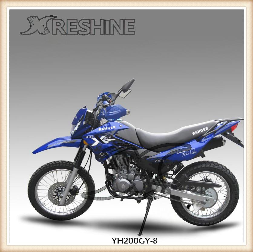 200cc motosiklet otomatik kir bisiklet ucuz Satılık