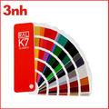 Barato ral K7 tinta látex cartela de cores