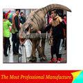 Atractivo realista carnaval disfraces dinosaurio de la