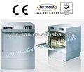 De poupança de energia industrial máquina de lavar louça para hotéis/restaurante bar