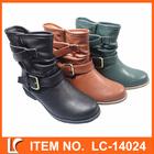 Flat Lady Winter Boot OEM Unique Design