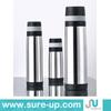 1000ml durable stainless steel sport bottle plastic cap