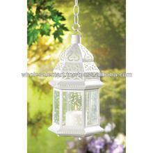 Wholesale Large White Moroccan Lantern