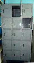 Steel Locker Cabinet (Model: MLCP)